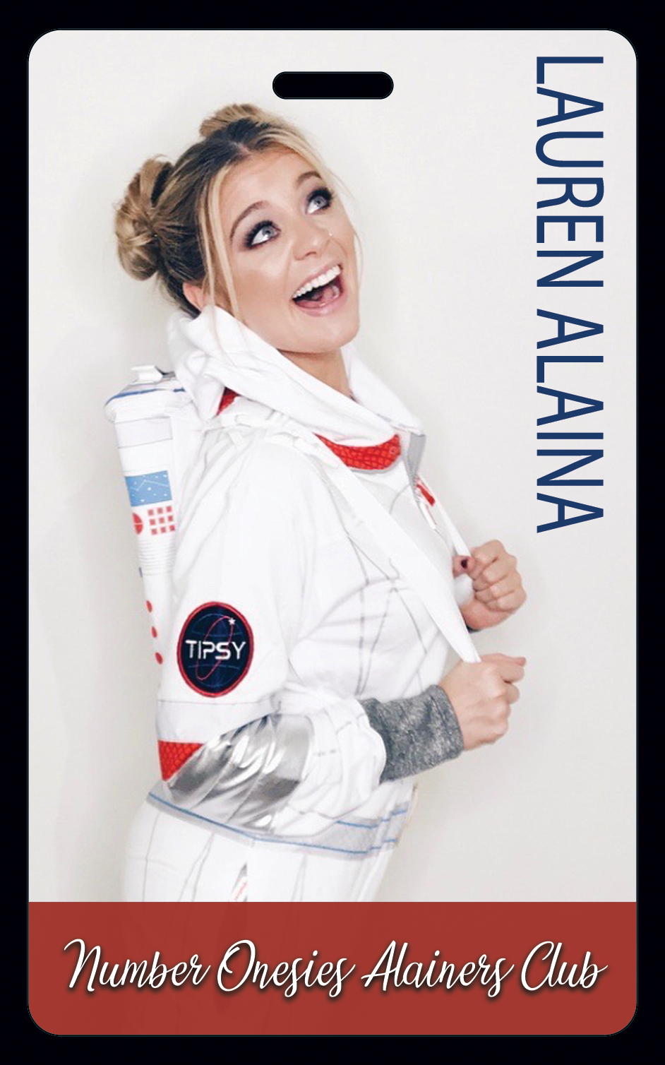 Lauren Alaina Fan Club Laminate 18 3